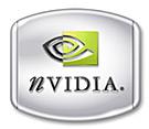 nVidia logo (nieuwe stijl)