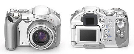 Canon PowerShot S1 IS