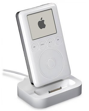 Apple iPod 2.0 (groot, zonder rand)