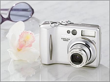 Nikon Coolpix 5200 persfoto