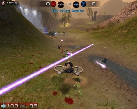 Unreal Tournament 2004 screenshot by Hacku