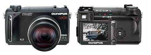 Olympus C-770 Movie