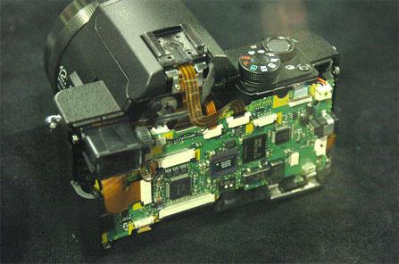 Panasonic FZ10 met open rug