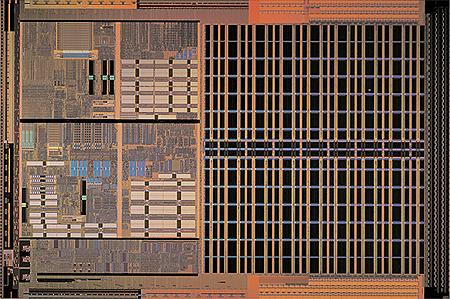 AMD Opteron core