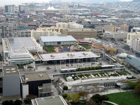 IDF 2004 - Moscone Centre