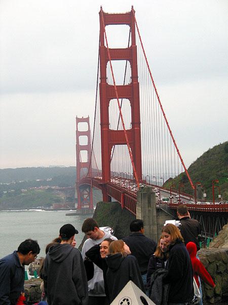 IDF 2004 - Golden Gate Bridge (450)