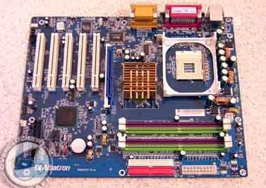 Albatron PX 875P Pro