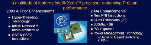 Xeon Nocona slide