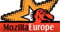 Mozilla Europe logo (klein)
