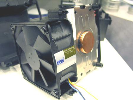 IDF 2004 - microBTX koeler