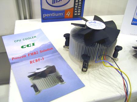 IDF 2004 - koeler voor Prescott FMB 2.0 / Tejas