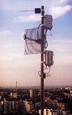 WiFi / Wi-Fi / antenne / draadloos / mobiel / gsm / telefoon