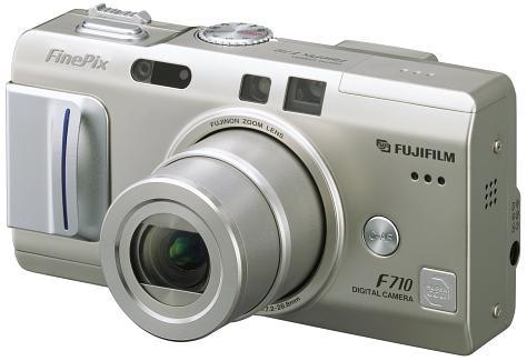 Fujifilm FinePix F710 Zoom