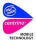 Centrino logo (klein)