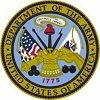 US Army logotje / leger / defensie / militair