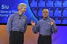 IDF 2004 - Mike Fister en Bill Siu