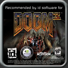 nVidia Recommended for Doom III
