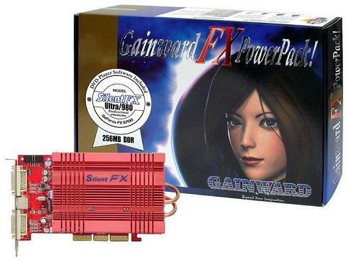 Gainward fanloze SilentFX GeForce FX5700 (490px)