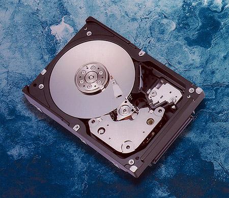 Fujitsu MAT 10.000rpm SCSI-harde schijf