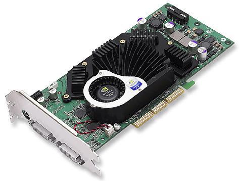 nVidia Quadro FX 3000 videokaart