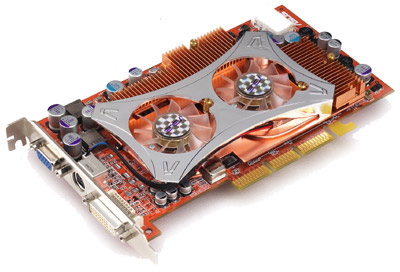 Asus Radeon 9800 XT/TVD 256MB