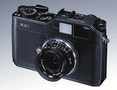 Epson R-D1 Digital Rangefinder Camera