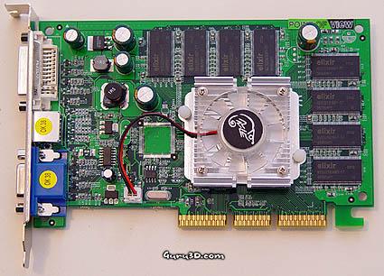 Point of View GeForce FX 5500