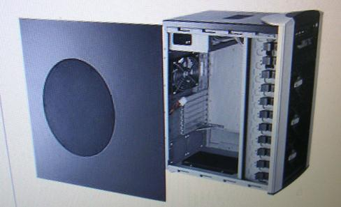 Cooler Master BTX-case