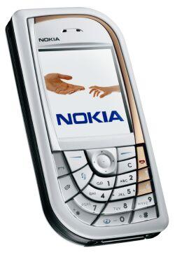 Nokia 7610 voorkant
