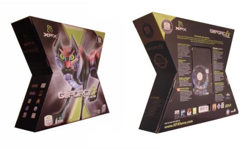 XFX FX 5700 - Dozen