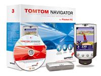 TomTom Navigator 3 box