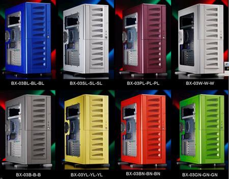 Chieftec BX-03 cases