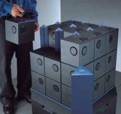 ICE-cube 3x3x3 kubussen (klein)