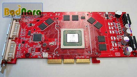 Foto van (mogelijk) een NV40-kaart