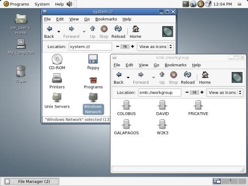 Novell's Ximian Desktop