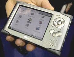 Archos AV500 multimedia player/PDA