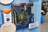 Foxconn Micro-BTX moederbord klein