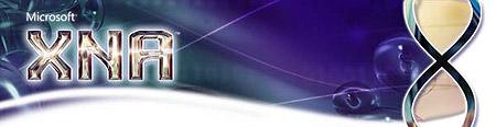 Microsoft XNA banner