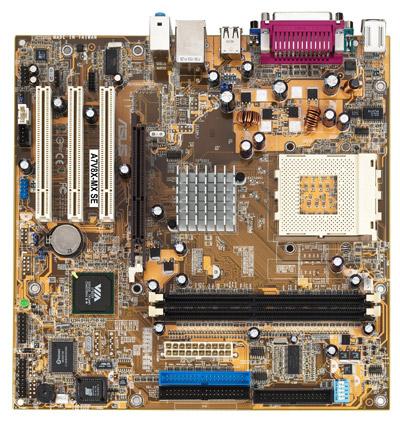 Asus A7V8X-MX SE