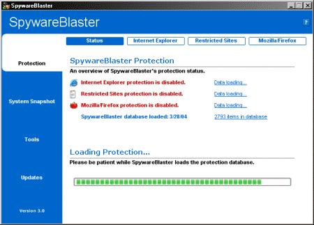 SpywareBlaster 3.0