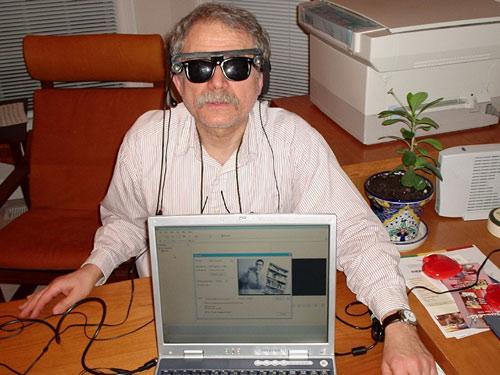Tyflos, computer voor blinden