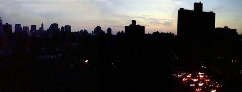 Elektrische blackout in New York City - 2003