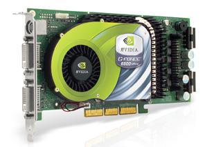 nVidia GeForce 6800 Ultra (NV40)