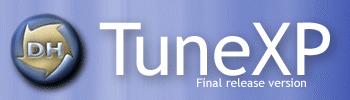 TuneXP logo