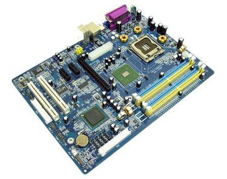 Intel i915G-moederbord
