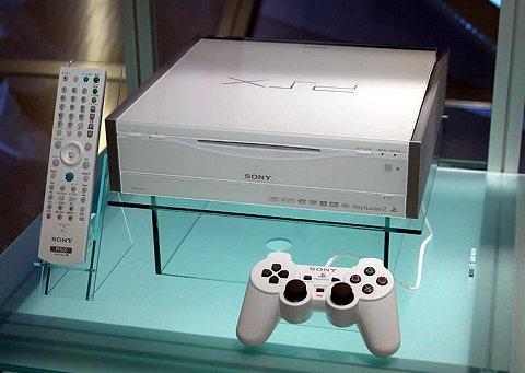 Sony PSX met console