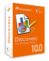 Mandrakelinux 10.0 Official Discovery doos