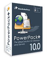 Mandrakelinux 10.0 Official PowerPack+ doos