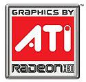 ATi Radeon X800 Logo (nog kleiner)