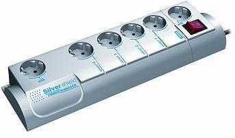 Met bluetooth beheerbare stekkerdoos